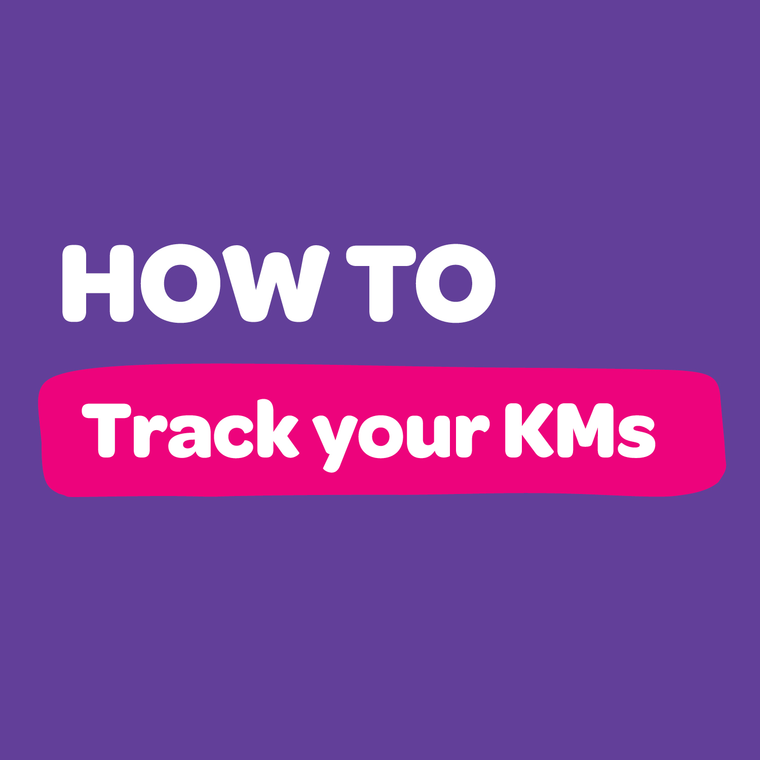 Tracking your KMs